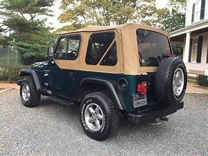 Used 1997 Jeep Wrangler Sport For Sale   9 900