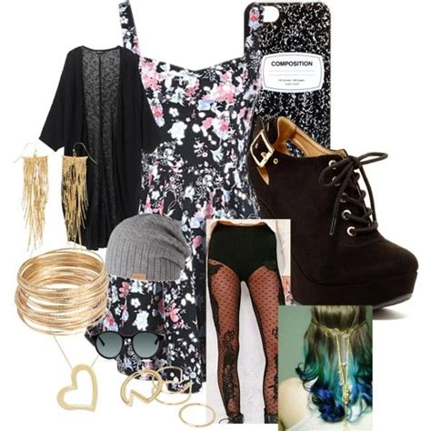 U0026quot;The Coffee Shop - Lily - Day 1u0026quot; by stypayhorlikson5 on Polyvore | Polyvore Outfits | Pinterest ...