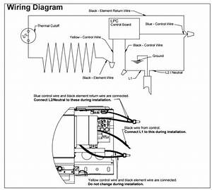 240v Baseboard Heater Wiring Diagram