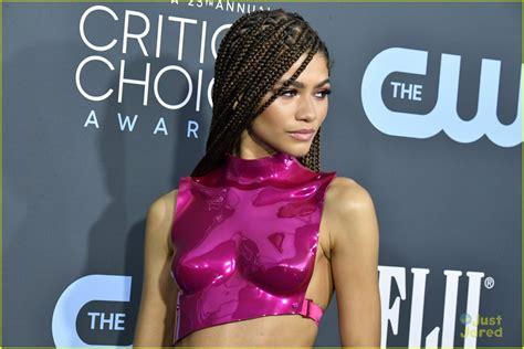 zendaya euphoria kill bill fox vivica awards tom ford choice critics rue star plate stylight role vol breastplate wears hopes