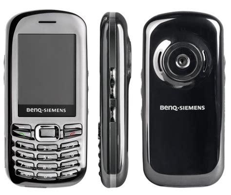 mobile reviewcom telefon benq siemens