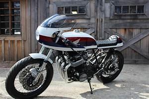 Honda 750 Nighthawk Cafe Racer