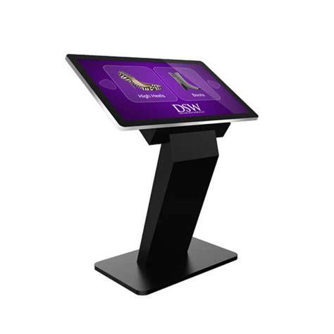 32'' iphone design freestanding digital signage display. Freestanding Totems & Kiosks | Eclipse Digital Media