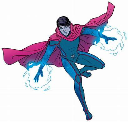 Wiccan Marvel Avengers Kaplan Young William Wikia