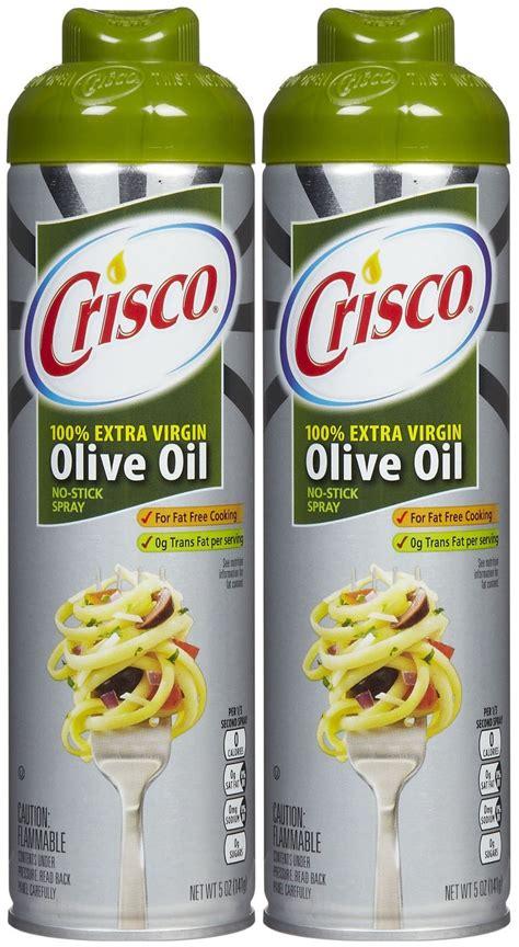 Amazon.com : Crisco 100% Canola Oil Original No Stick