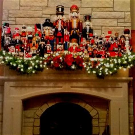 fireplace nutcracker nutcrackers mantles and will to on