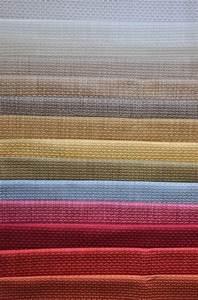 tissu d39ameublement uni en coton odeon by lelievre With diva tissu d ameublement