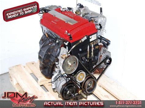 id 1598 jdm b20 b16a b16b b18b b18c spec r gsr type r motors honda jdm engines