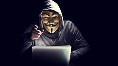 Hacker Mask Wallpapers 4k Anonymus 1080p Laptop