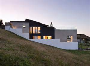 inspiring sloping site home designs photo new year s resolution knocking and rebuilding what
