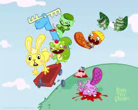 happy tree friends happy tree friends wallpaper 175508 fanpop
