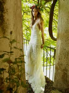 chic wedding dresses hippie chic wedding dress naf dresses