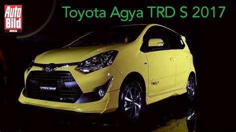 Modifikasi Mobil Toyota Agya 2017 by Modifikasi Mobil Agya Trd Merah Modifotto
