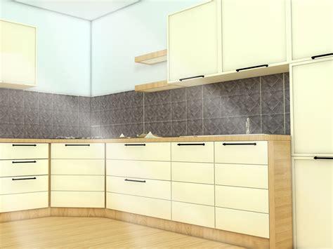 kitchen tile backsplash installation how to install a kitchen backsplash with pictures wikihow