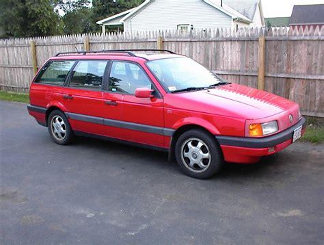 1993 Volkswagen Passat Pictures Cargurus