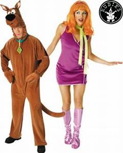 Déguisement Couple Célèbre : couple scoobydoo deguisement adulte en couple le ~ Melissatoandfro.com Idées de Décoration