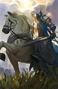 white knight by 0BO on DeviantArt