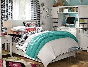 Teenage girls rooms inspiration 55 design ideas for Bedrooms for teenage girl
