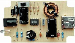 Mobile Phone And Ipod Battery Charger Circuit Circuit Diagram