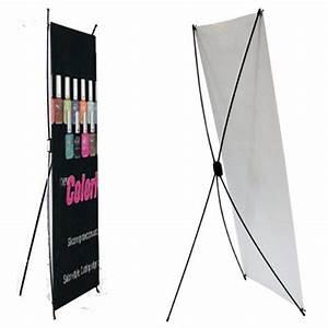 Simple X Banner Stand Hanolex