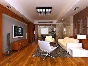High-end, Living, Room, With, Eminent, Floor, 3d, Model, Max