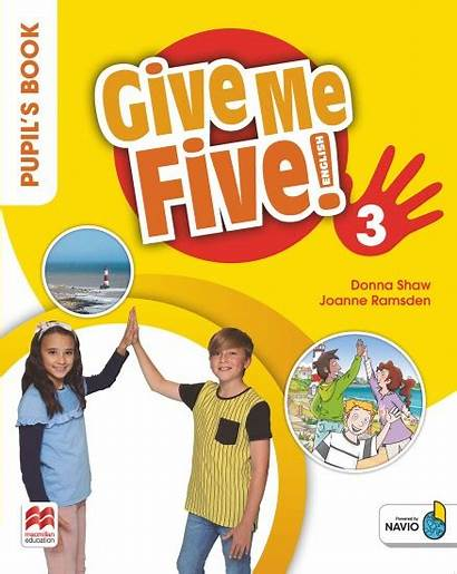 Give Five Pupil Level Pack Shaw Donna