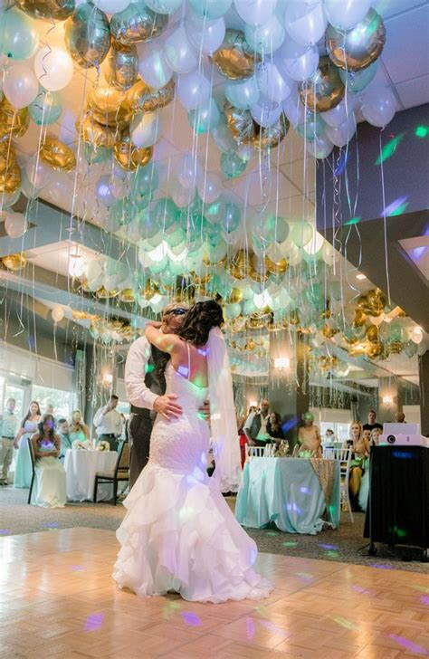 A Mint and Gray Wedding In Kirland WA Clane Gessel