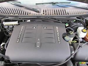 2004 Lincoln Navigator Luxury Engine Photos