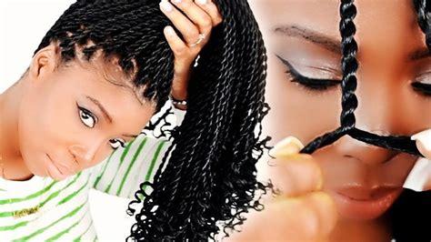 25+ Best Ideas About Short Senegalese Twist On Pinterest