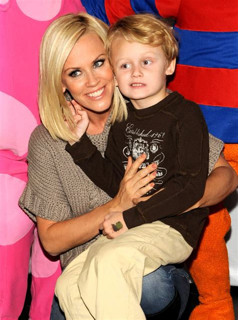 New Report Says: Jenny McCarthy's Son May Not Have Had