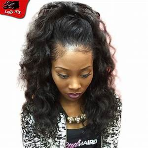 Top Grade Glueless Full Lace Wig For Black Woman Virgin ...