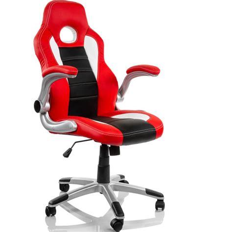 fauteuil bureau sport fauteuil de bureau sport racing quot montreal quot noir et