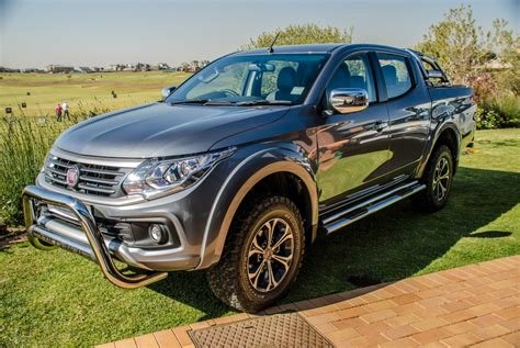 Fiat Fullback Bakkie Launches In Sa  Specs And Pricing