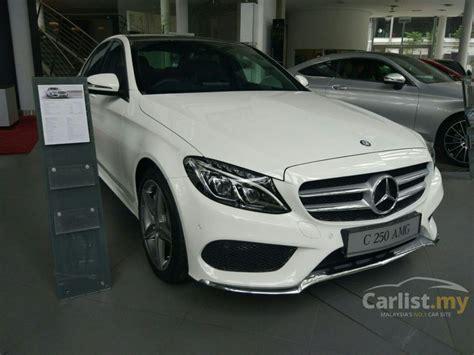 Mercedes-benz C250 2017 Amg 2.0 In Kuala Lumpur Automatic