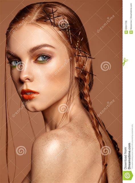 Makeup For Freckles And Red Hair Mugeek Vidalondon