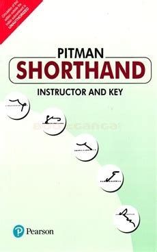 pitman shorthand instructor book