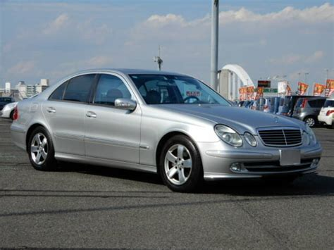 I am looking at pulling the belt but first as suggested i will put on my doctor ears (stethascope) and listen. 2003 MERCEDES BENZ E320 (E CLASS) - Clean! Lefty! Low Ks!   Ref No.0100031482   Used Cars for ...