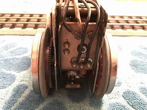 Lionel Standard Gauge 380e Motor Not Working