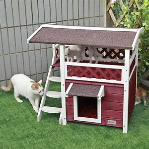 Arbre À Chat Pas Cher : votre chat va adorer sa nouvelle maison avec un tage un ~ Nature-et-papiers.com Idées de Décoration
