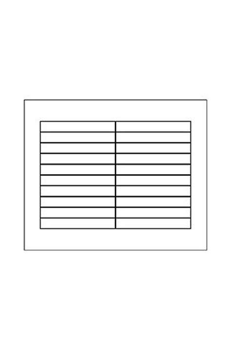 file folder label template avery 174 hanging folder insert 11137 word template