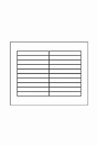 averyr hanging folder insert 11137 word template With avery hanging file folder labels