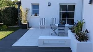 avant apres moderniser lespace exterieur dune maison With idee deco exterieur maison 2 decoration amenagement exterieur quel revetement