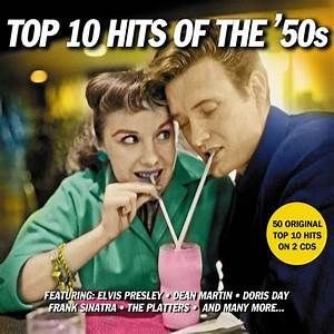 Various Artists - Top 10 Hits Of The '50s | Not Now Music