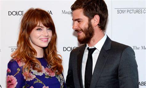 ¡OMG! ¿Emma Stone y Andrew Garfield podrían reconciliarse ...