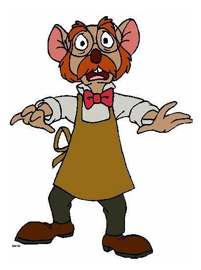 Flaversham Hiram Detective Mouse Disney Clipart Wiki
