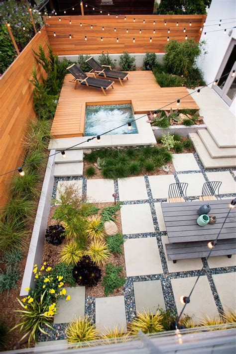 Landscape Backyard Design Ideas by 16 Inspirational Backyard Landscape Designs As Seen From