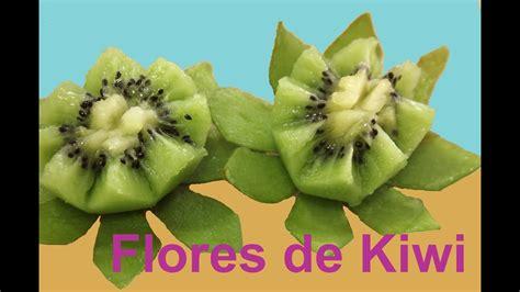 flor de loto de kiwi kiwi lotus flower youtube