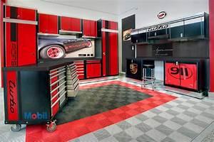 Amenagement Garage Atelier : galerie de photos de sols de garage r nov s avec nos dalles ~ Melissatoandfro.com Idées de Décoration
