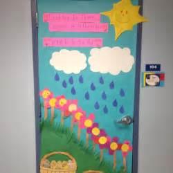 pinterest classroom doors spring just b cause