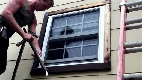 remove window trim youtube